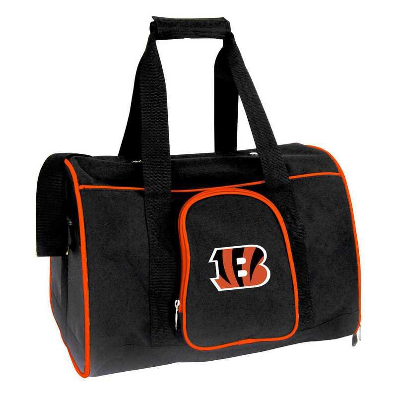NFCIL901: NFL Cincinnati Bengals Pet Carrier Premium 16in bag