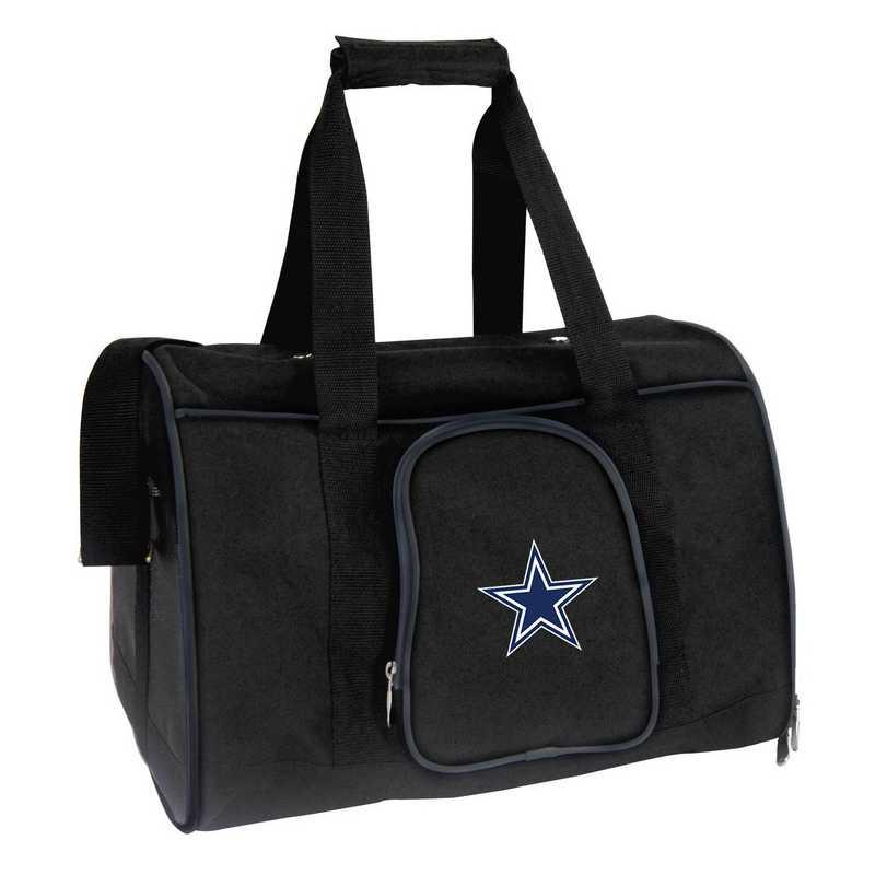 NFDCL901: NFL Dallas Cowboys Pet Carrier Premium 16in bag