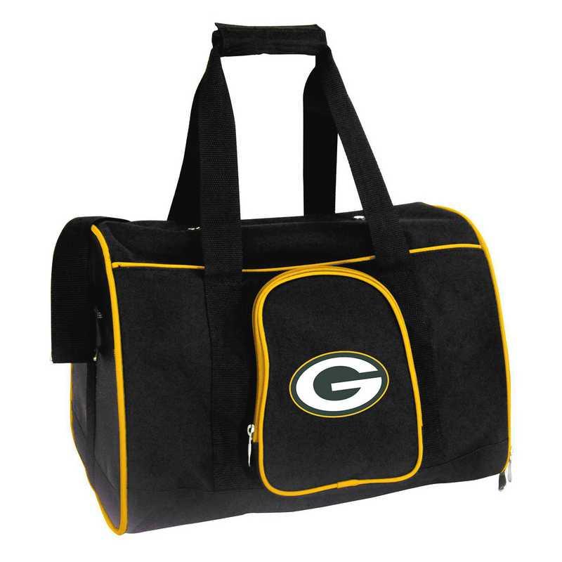 NFGPL901: NFL Green Bay Packers Pet Carrier Premium 16in bag