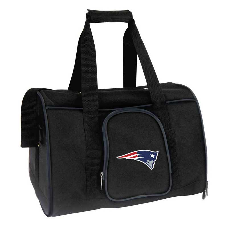 NFNPL901: NFL New England Patriots Pet Carrier Premium 16in bag