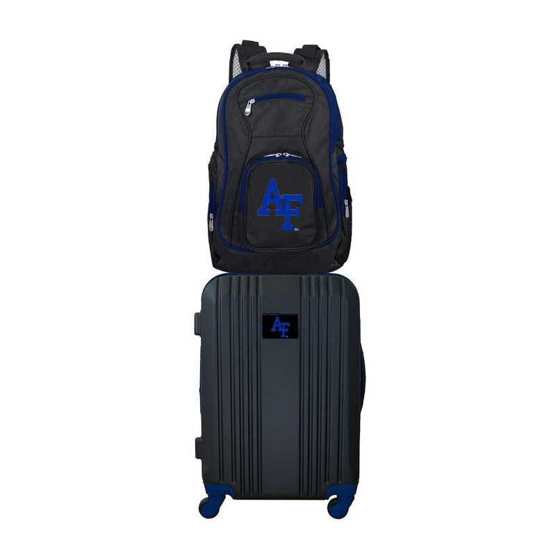 NCAA Air Force Falcons Premium Hardcase Carry-on Luggage Spinner