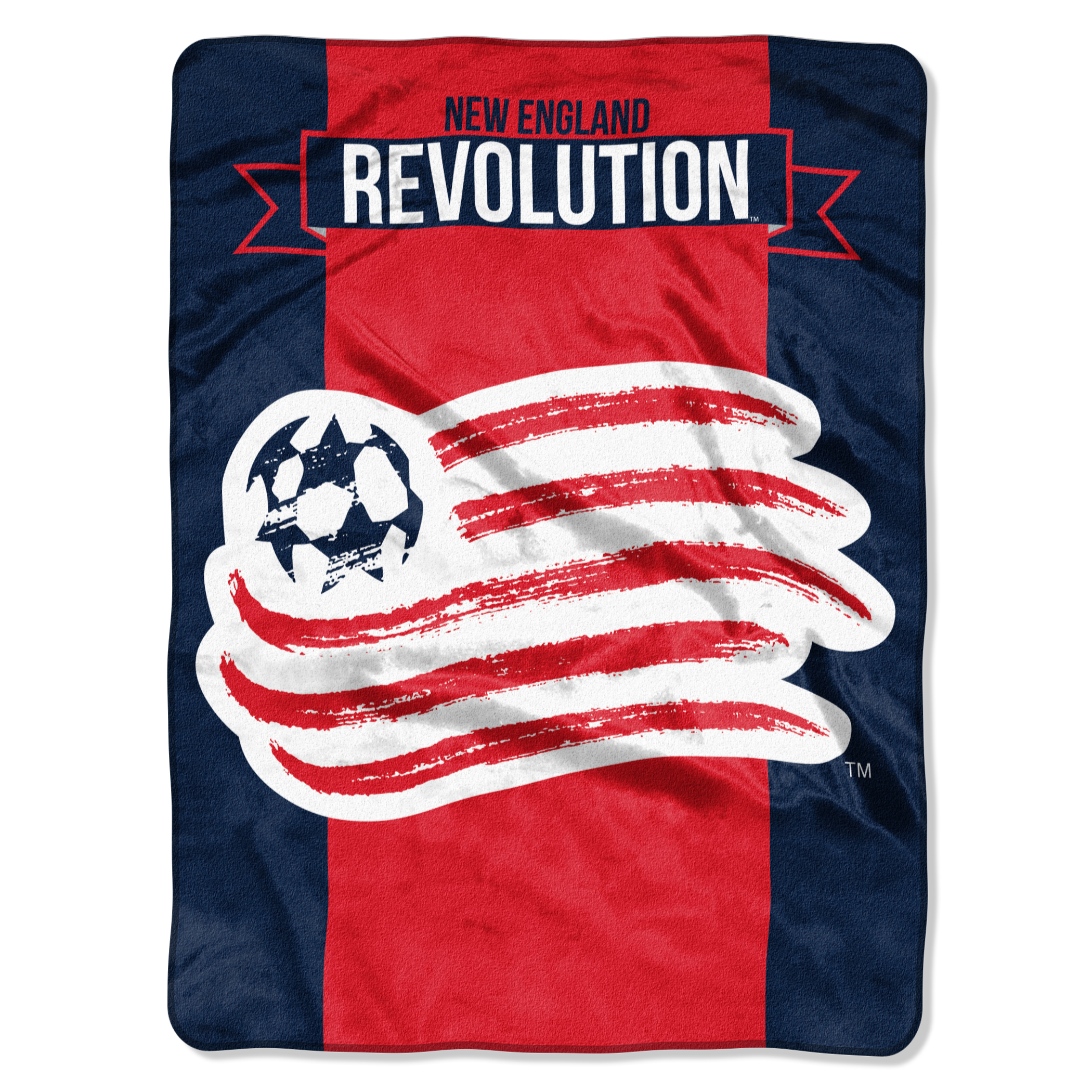 Officially Licensed MLS Goal Keeper Oversized Raschel Throw Blanket 60 x 80