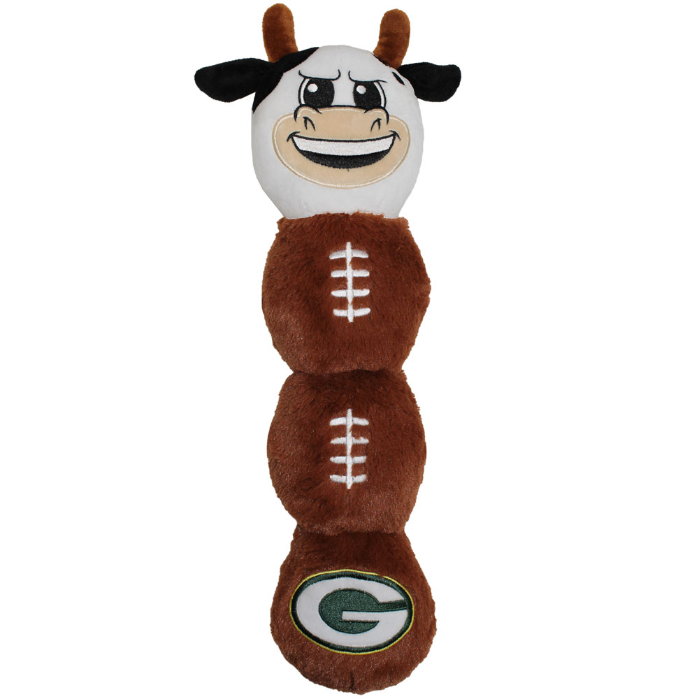 Green Bay Packers Mascot Pet Toy