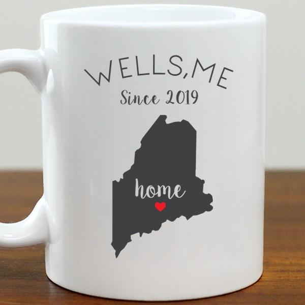 211062ME: Coffee Mug White 11oz ME