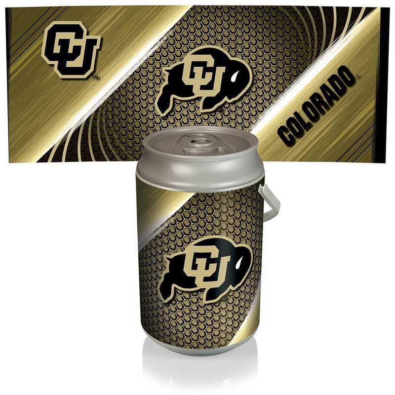 686-00-000-124-0: Colorado Buffaloes - Mega Can Cooler