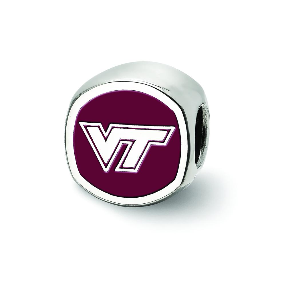 Logo Brands NCAA CB Tent 9 foot X 9 foot Virginia Tech