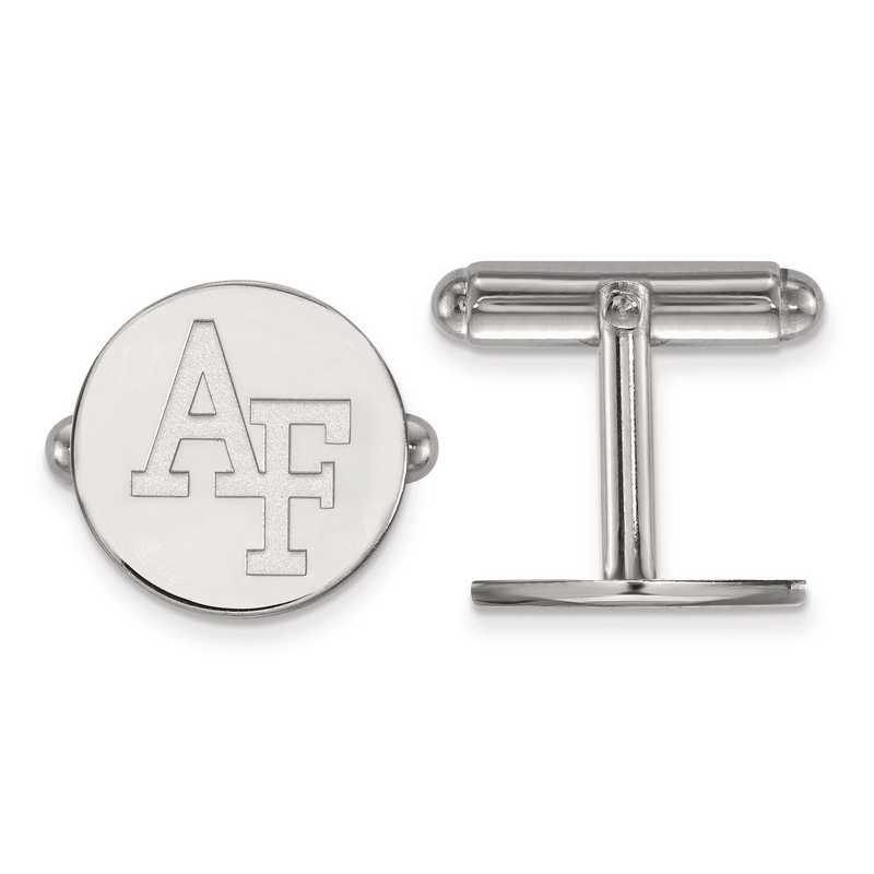 SS010USA: SS LogoArt United States Air Force Academy Cuff Link