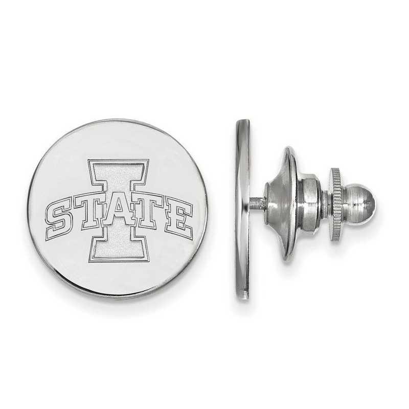 SS005IAS: SS LogoArt Iowa State University Lapel Pin