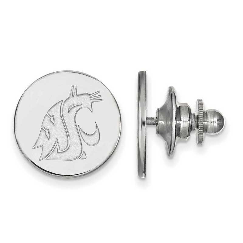 SS008WAS: SS LogoArt Washington State Lapel Pin
