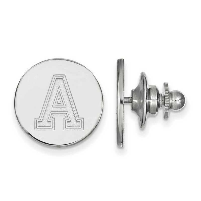 SS009USMA: SS LogoArt U.S. Military Academy Lapel Pin