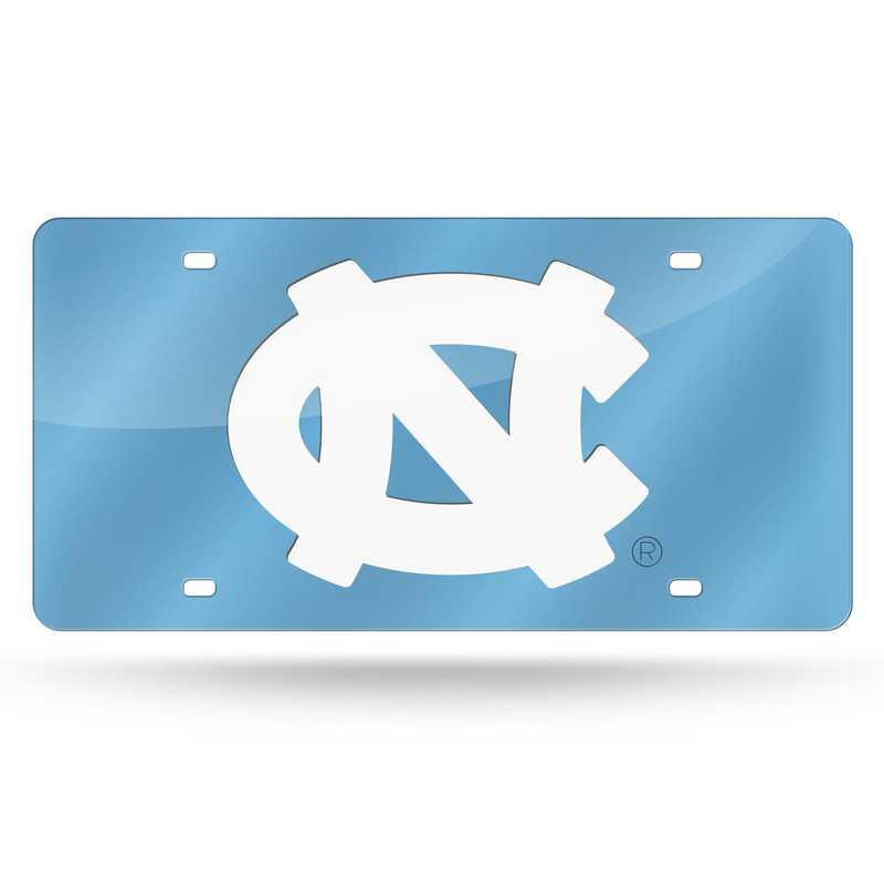 LZC130102: NCAA LZC Laser Cut Tag North Carolina