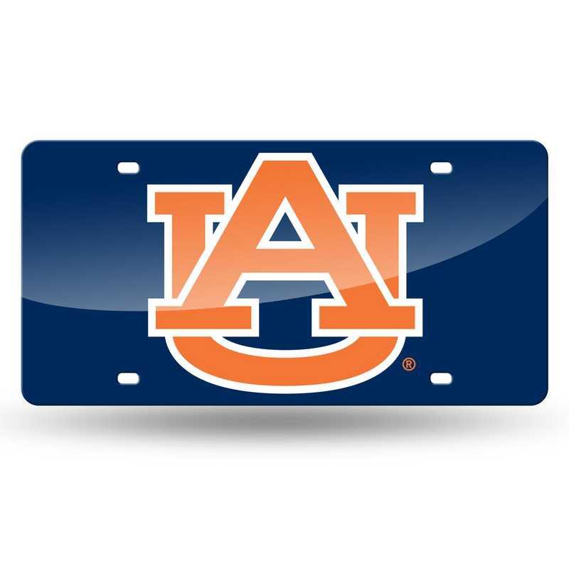 LZC150201: NCAA LZC Laser Cut Tag Auburn