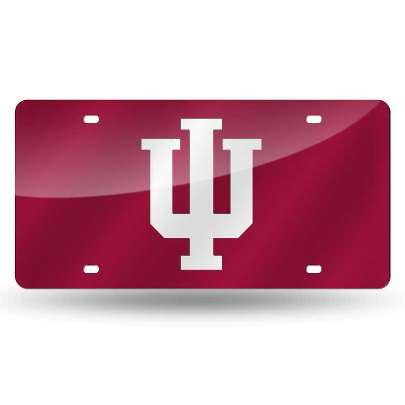 LZC200101: NCAA LZC Laser Cut Tag Indiana