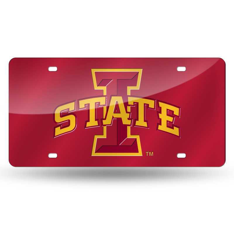 LZC250201: NCAA LZC Laser Cut Tag Iowa ST