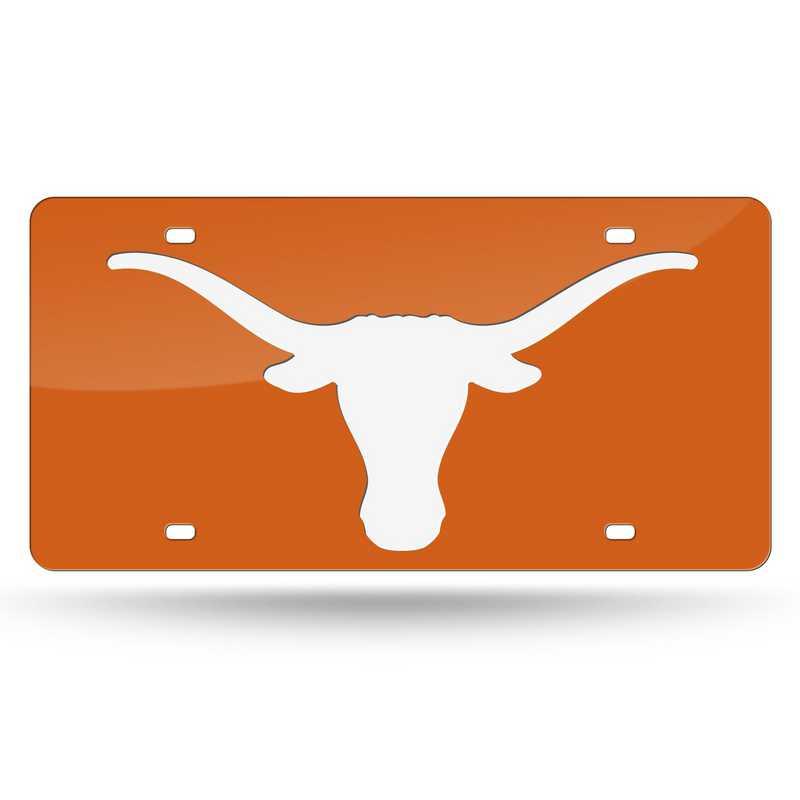 LZC260103: NCAA LZC Laser Cut Tag Texas