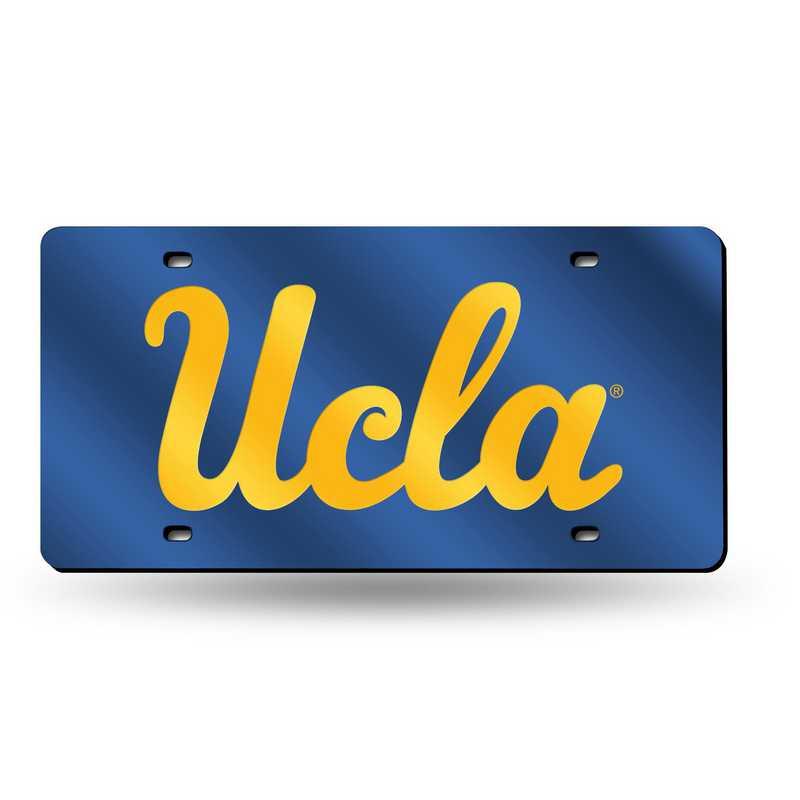LZC290201: NCAA LZC Laser Cut Tag UCLA