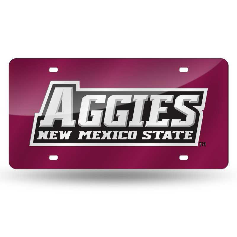 LZC440201: NCAA LZC Laser Cut Tag New Mexico ST
