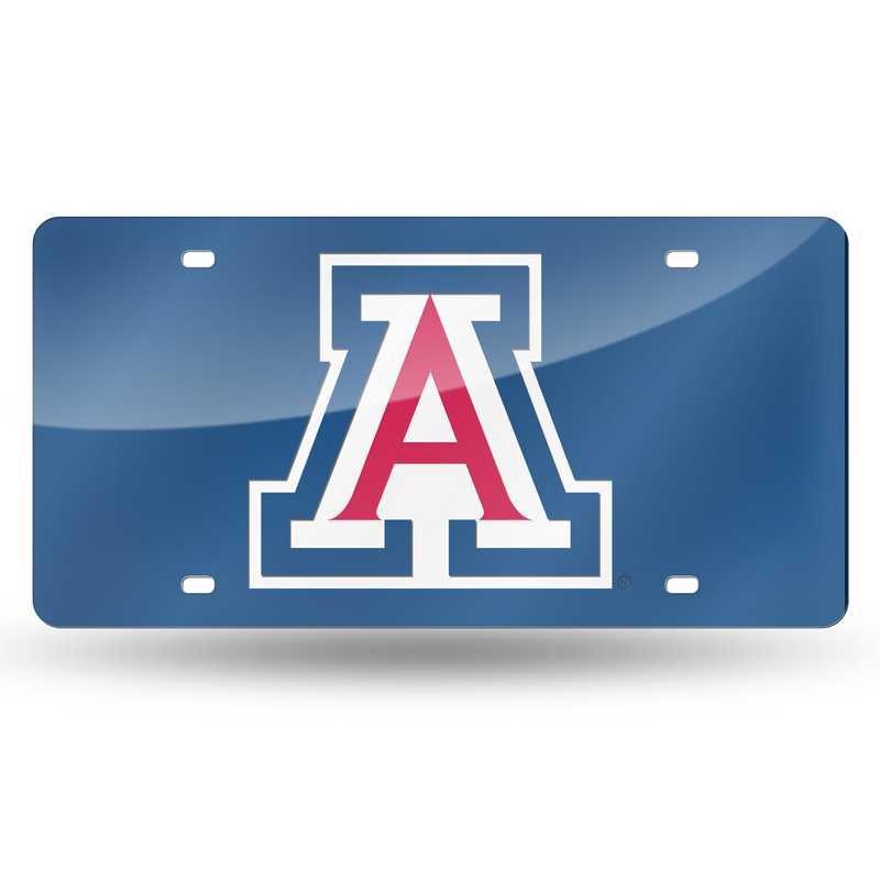 LZC460101: NCAA LZC Laser Cut Tag Arizona