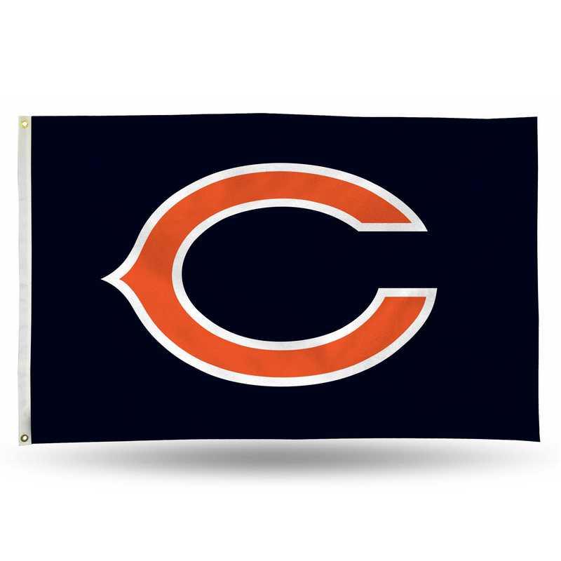 FGB1202: NFL FGB  BANNER FLAG, Bears