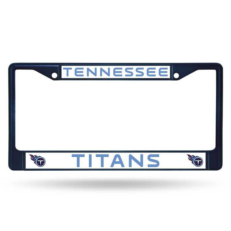 FCC0302NV: NFL FCC Chrome Frame (Colored) Titans