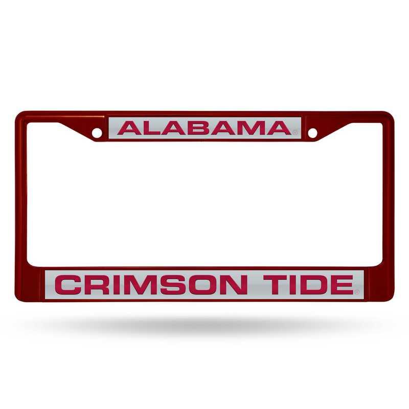 FNFCCL150102MR: NCAA FCCL Lsr Color Chrome Frm Alabama