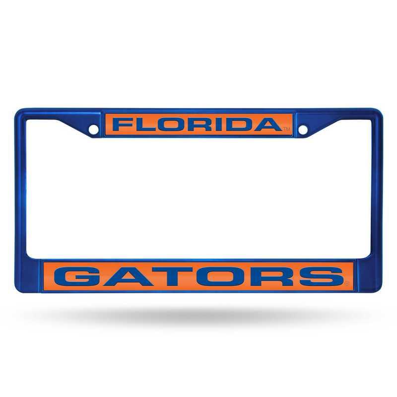 FNFCCL100102BL: NCAA FCCL Lsr Color Chrome Frm Florida