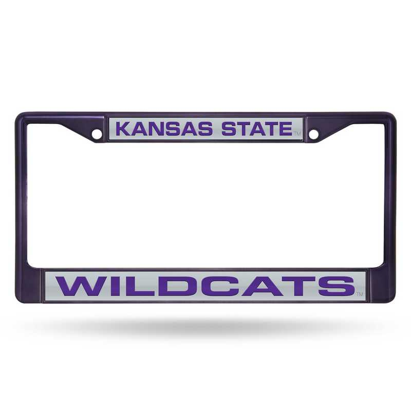 FNFCCL310202PR: NCAA FCCL Lsr Color Chrome Frm Kansas ST