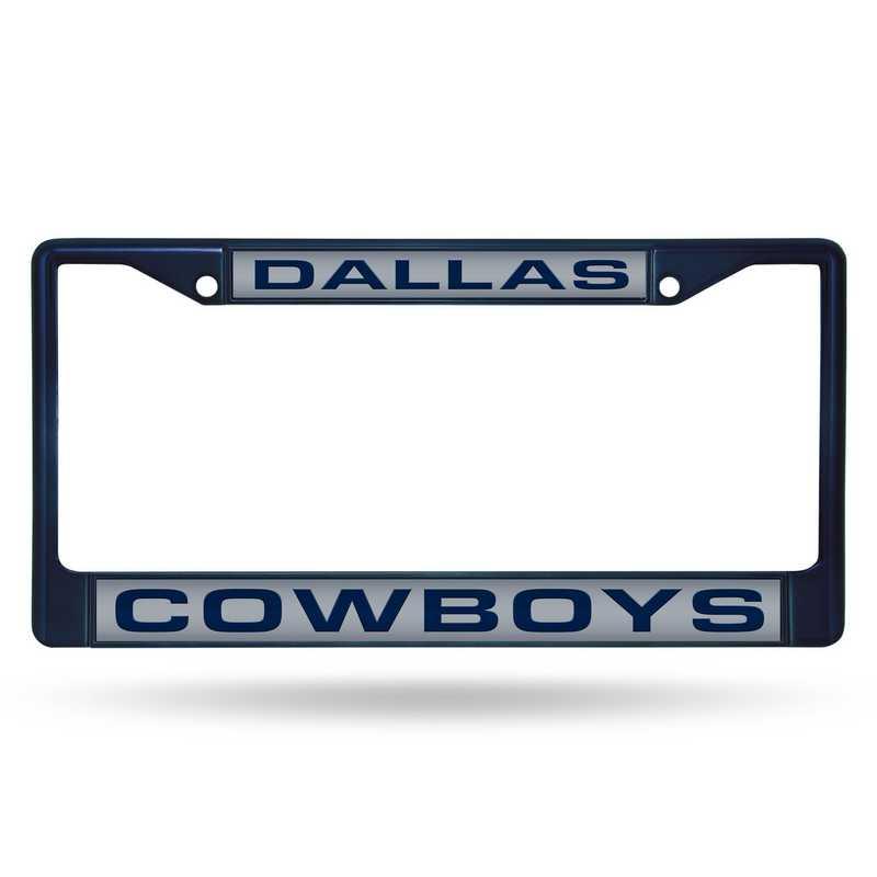 FNFCCL1802NV: NFL FCCL Lsr Color Chrome Frame Cowboys