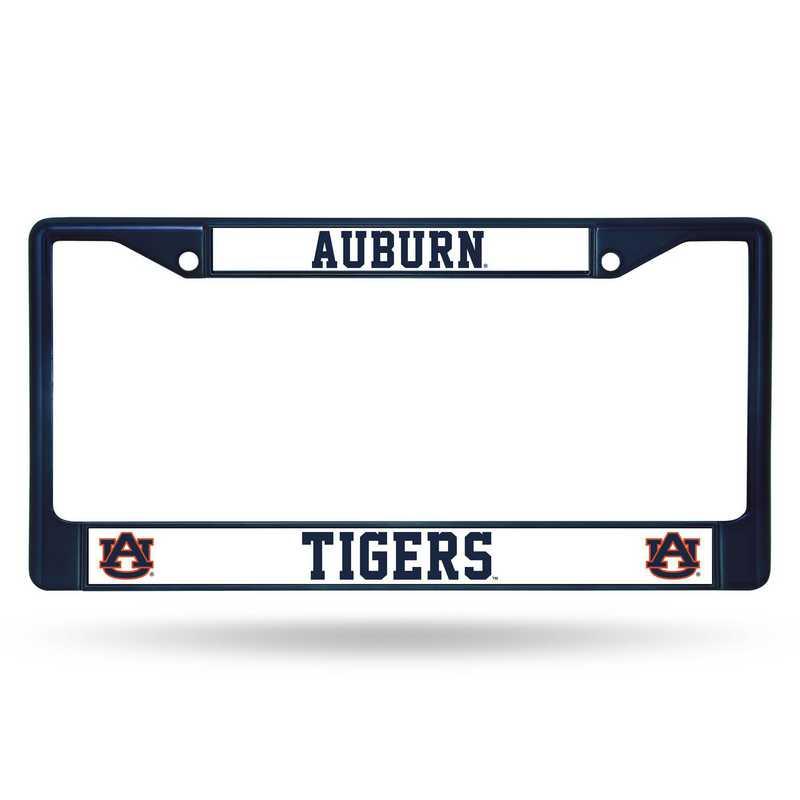 FCC150205NV: NCAA FCC Chrome Frame (Colored) Auburn