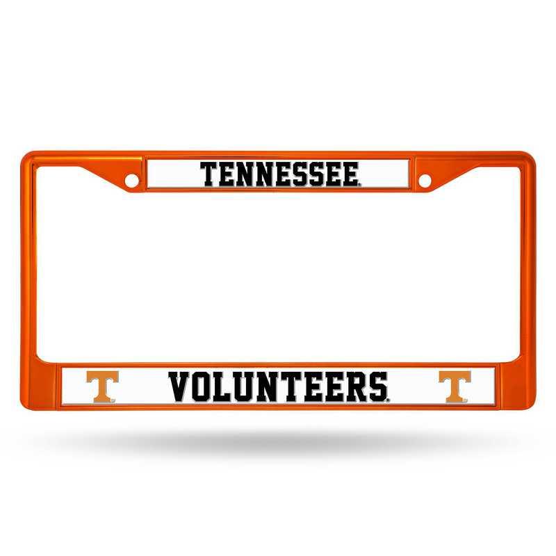 FCC180103OR: NCAA FCC Chrome Frame Colored Tennessee