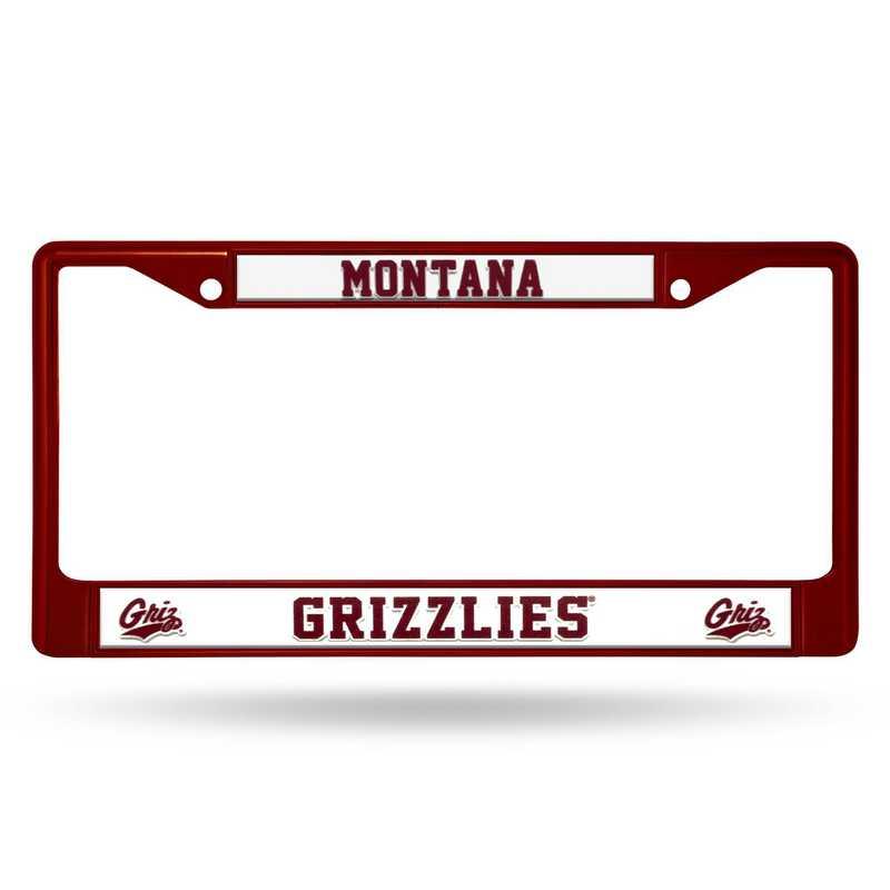 FCC490502MR: NCAA FCC Chrome Frame (Colored) Montana
