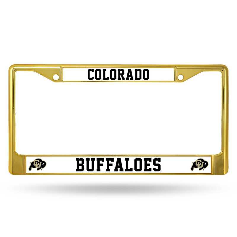 FCC500104GD: NCAA FCC Chrome Frame Colored Colorado