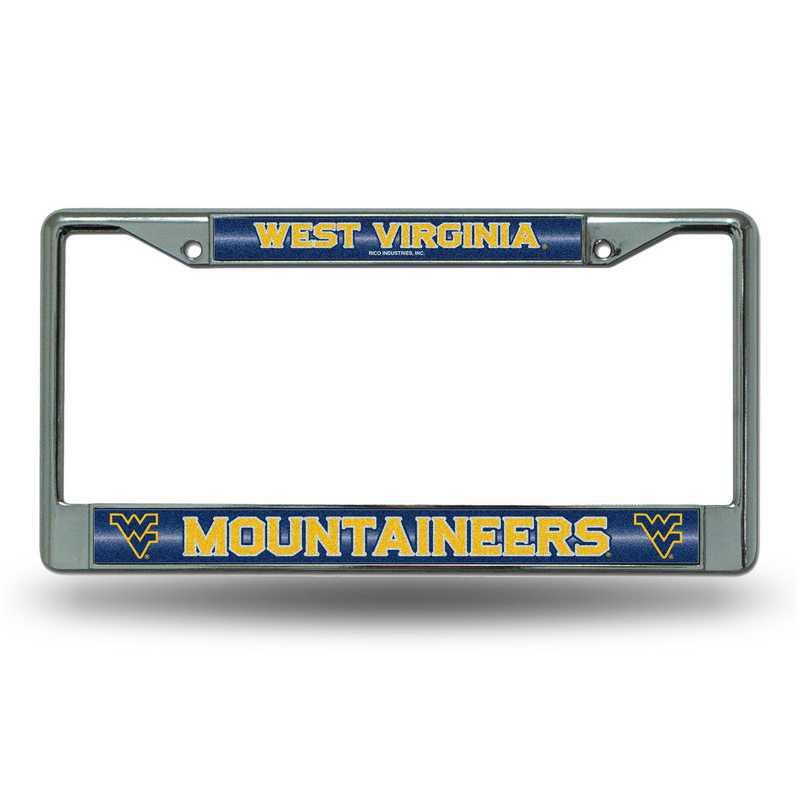 FCGL280101: NCAA FCGL FRAME, West Virginia University