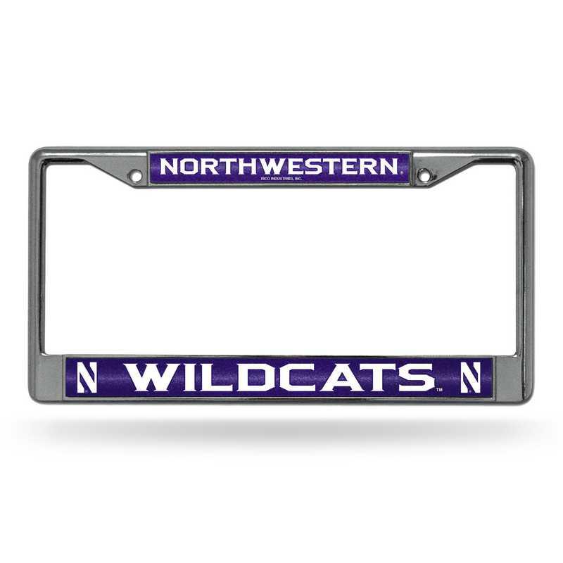 FCGL400202: NCAA FCGL FRAME, Northwestern