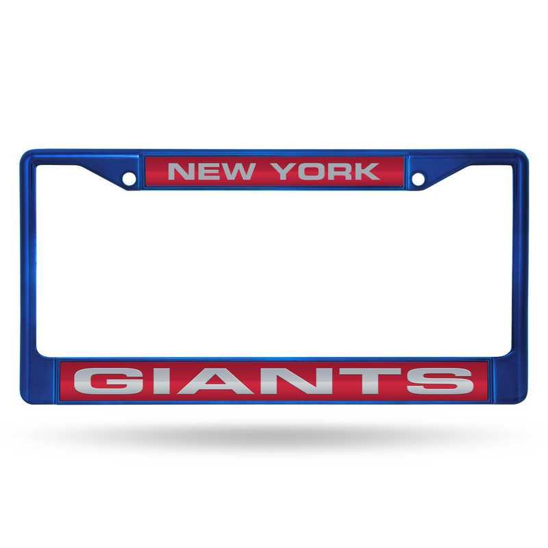 FNFCCL1402BL: NFL FCCL Lsr Color Chrome Frame Giants