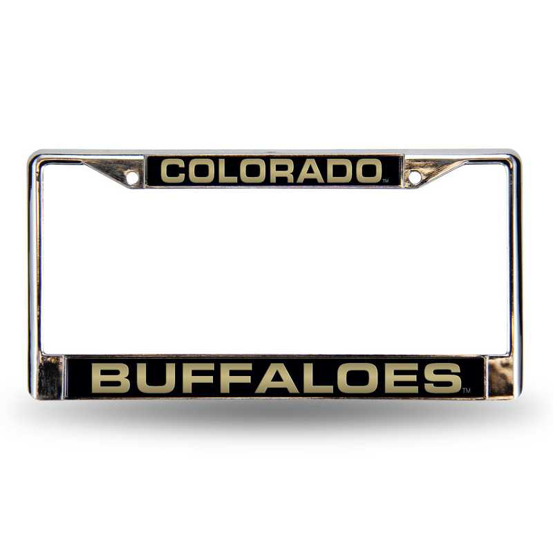 FCL500101: NCAA-FCL Chrome Lsr License FrmColorado