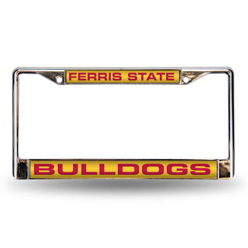 FCL220301: NCAA-FCL Chrome Lsr License FrmFerris ST