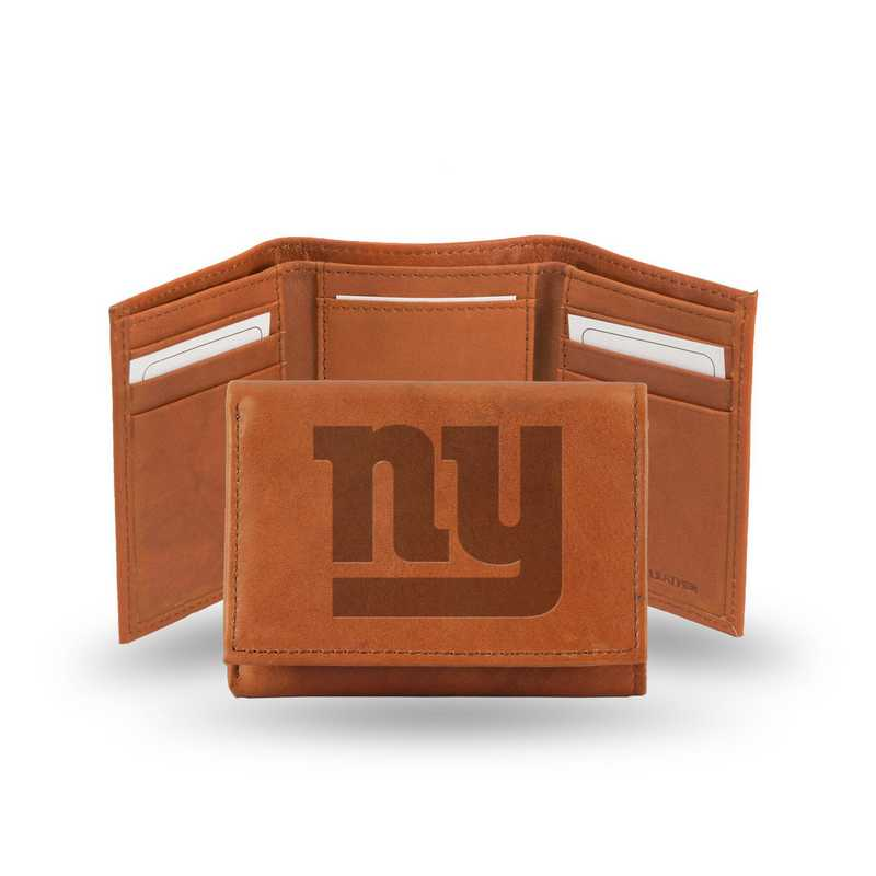 STR1405: NFL STR Trifold  Wallet, Giants - NY