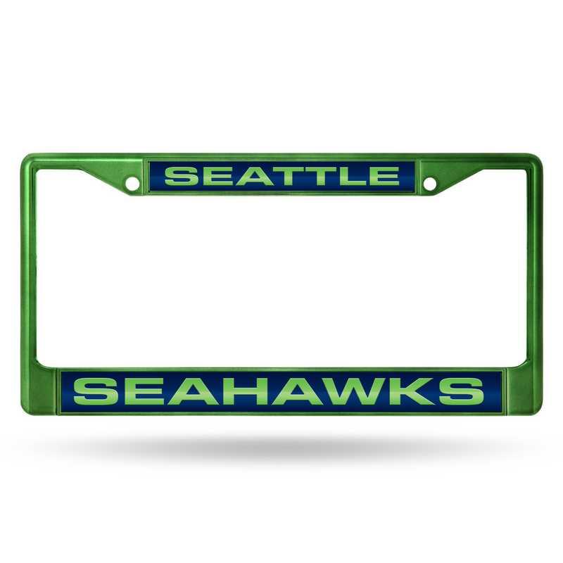 FNFCCL2903GR: NFL FCCL Lsr Color Chrome Frame Seahawks