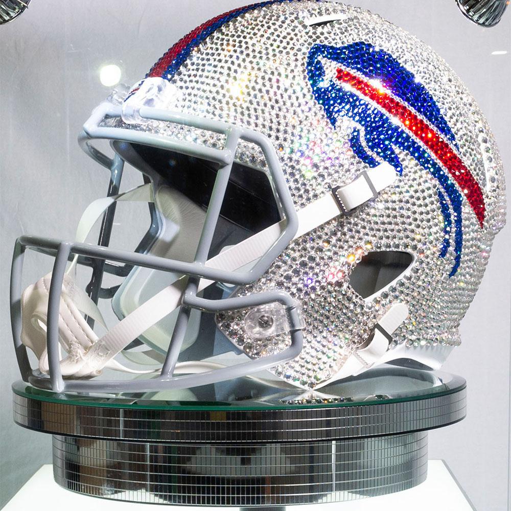 Buffalo Bills Minihelm