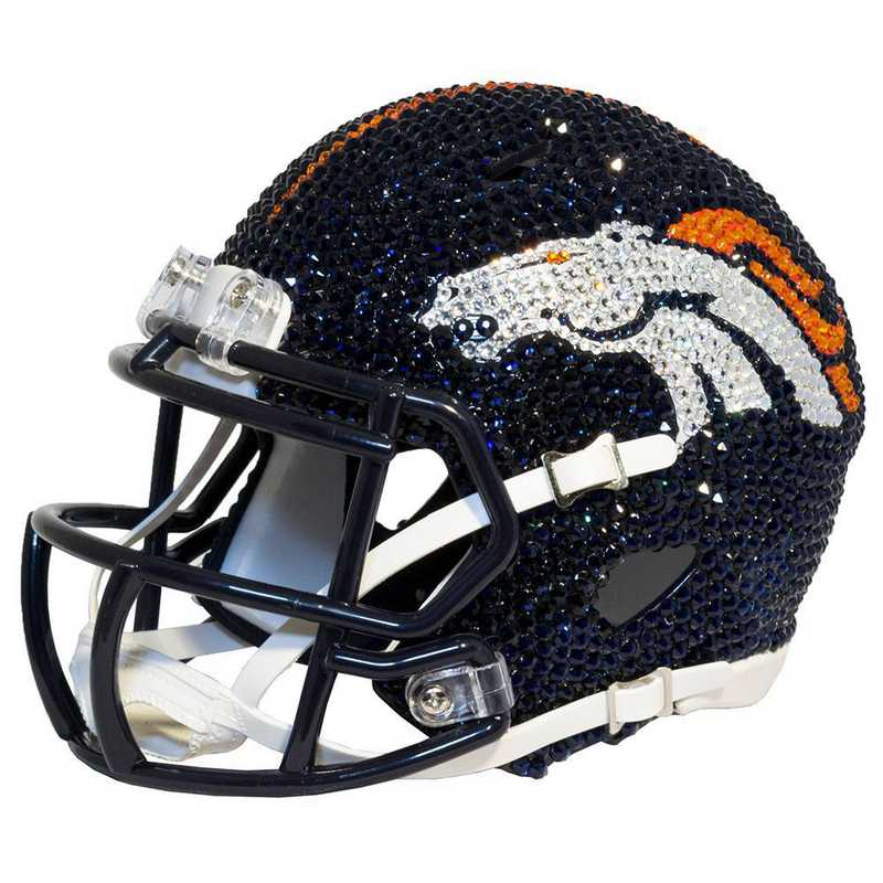 30893: Denver Broncos Mini Helmet