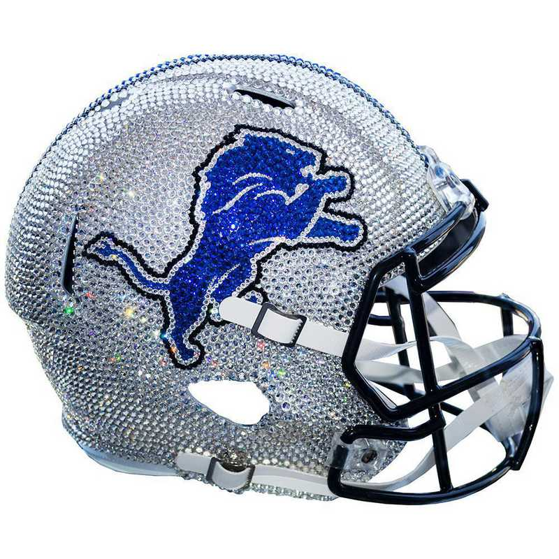30995: Detroit Lions Full Helmet