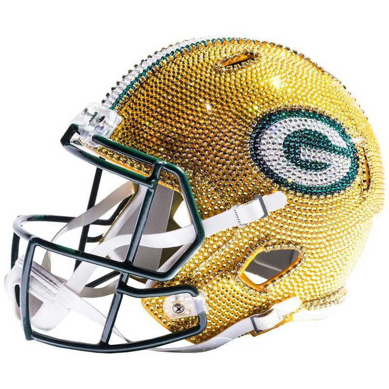 31093: Green Bay Packers Mini Helmet