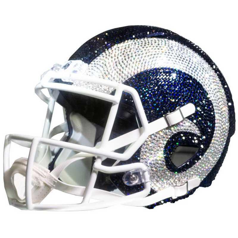 32595: Los Angeles Rams Full Helmet