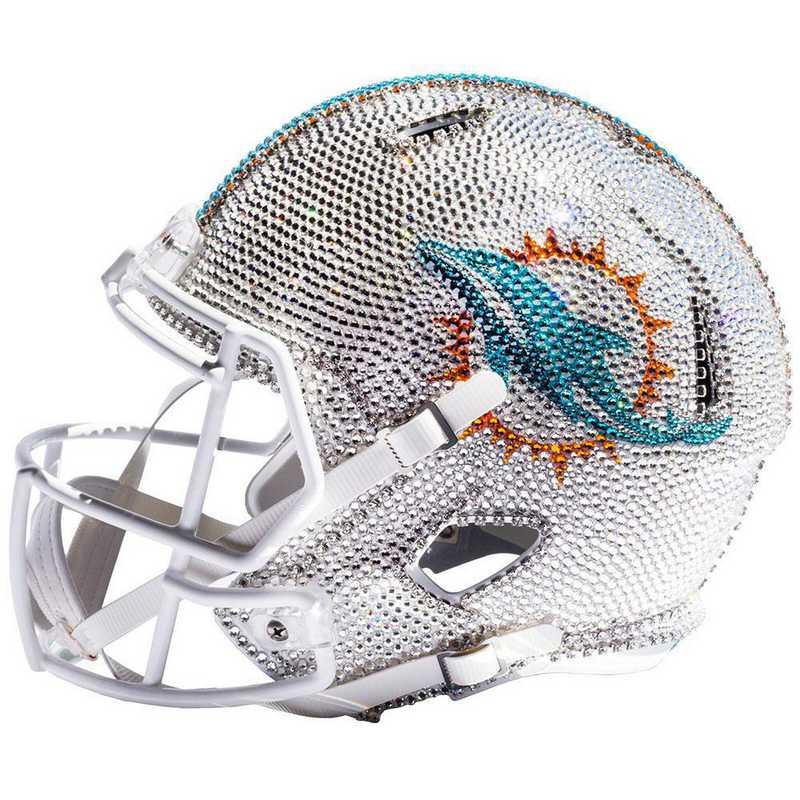 31593: Miami Dolphins Mini Helmet
