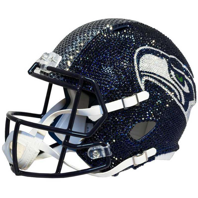 32893: Seattle Seahawks Mini Helmet
