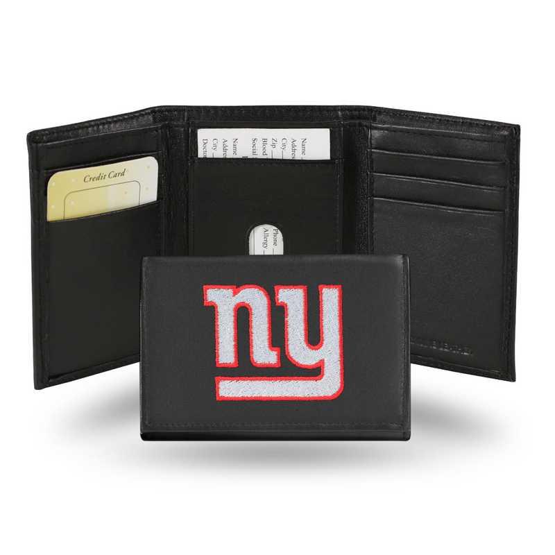 RTR1401: NFL RTR Tri-fold Wallet, Giants - NY