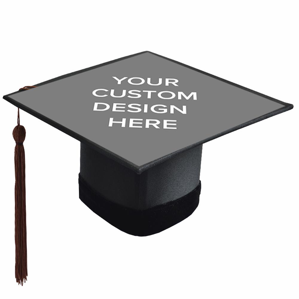 Veni Vidi Vici Decorated Grad Cap Ideas for Graduation Caps Decorating Kit