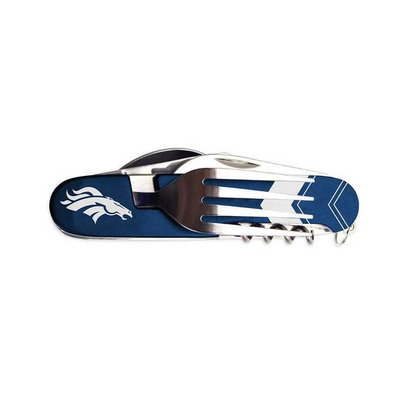 UNNFL10: TSV   Denver Broncos Utensil Multi Tool