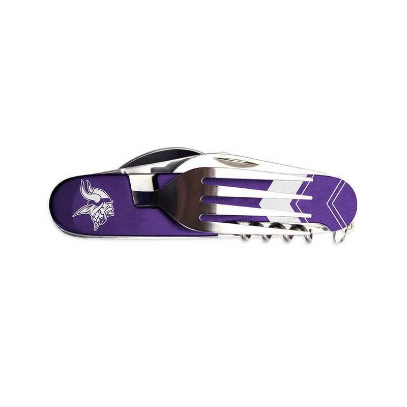 UNNFL18: TSV   Minnesota Vikings Utensil Multi Tool